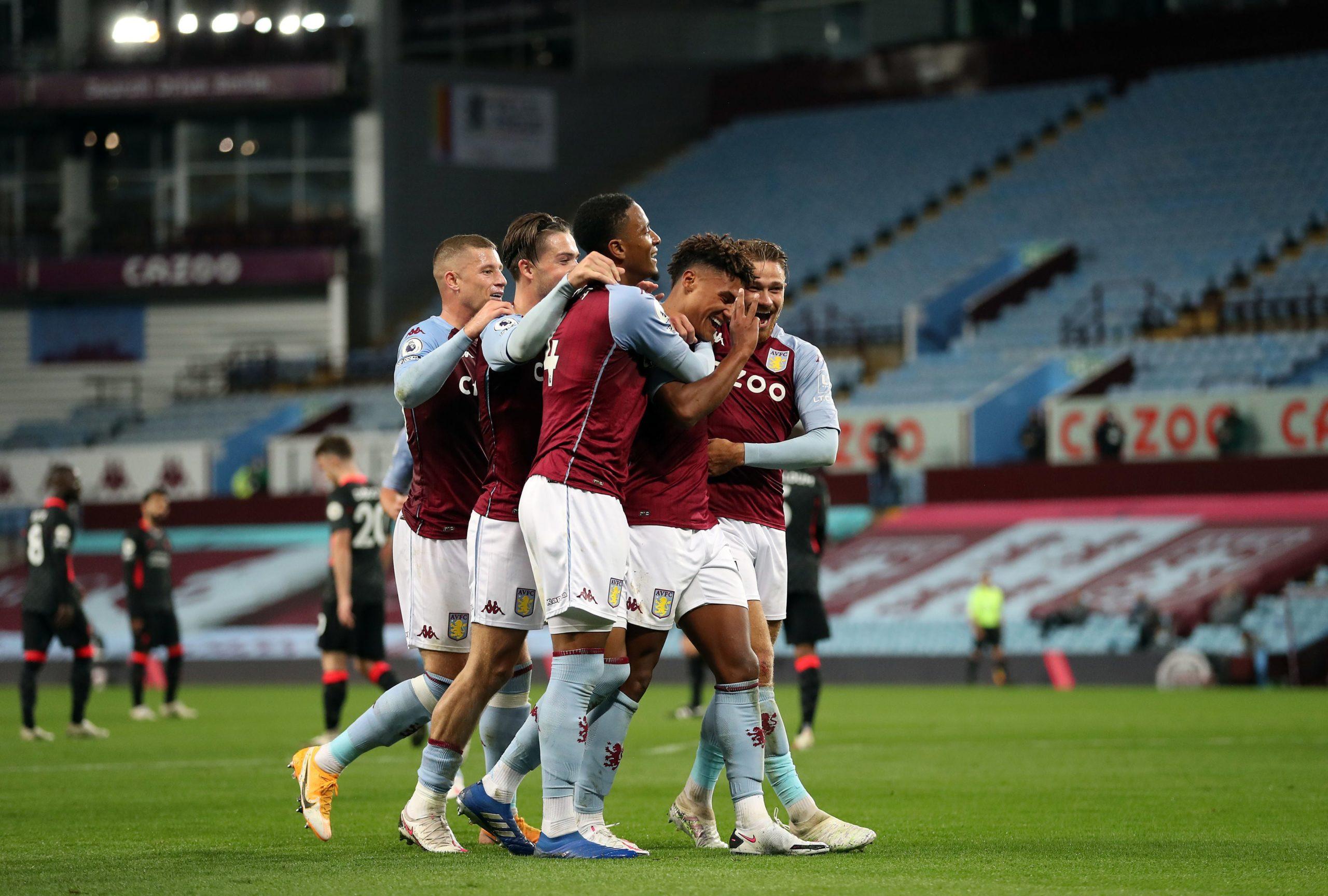 Aston Villa vs. Liverpool | ผลบอลสดวันนี้ ดูบอลสด รายงานผล ...
